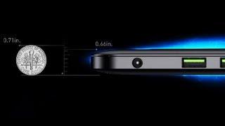 "The 14"" Razer Blade - The World's Thinnest Gaming Laptop thumbnail"