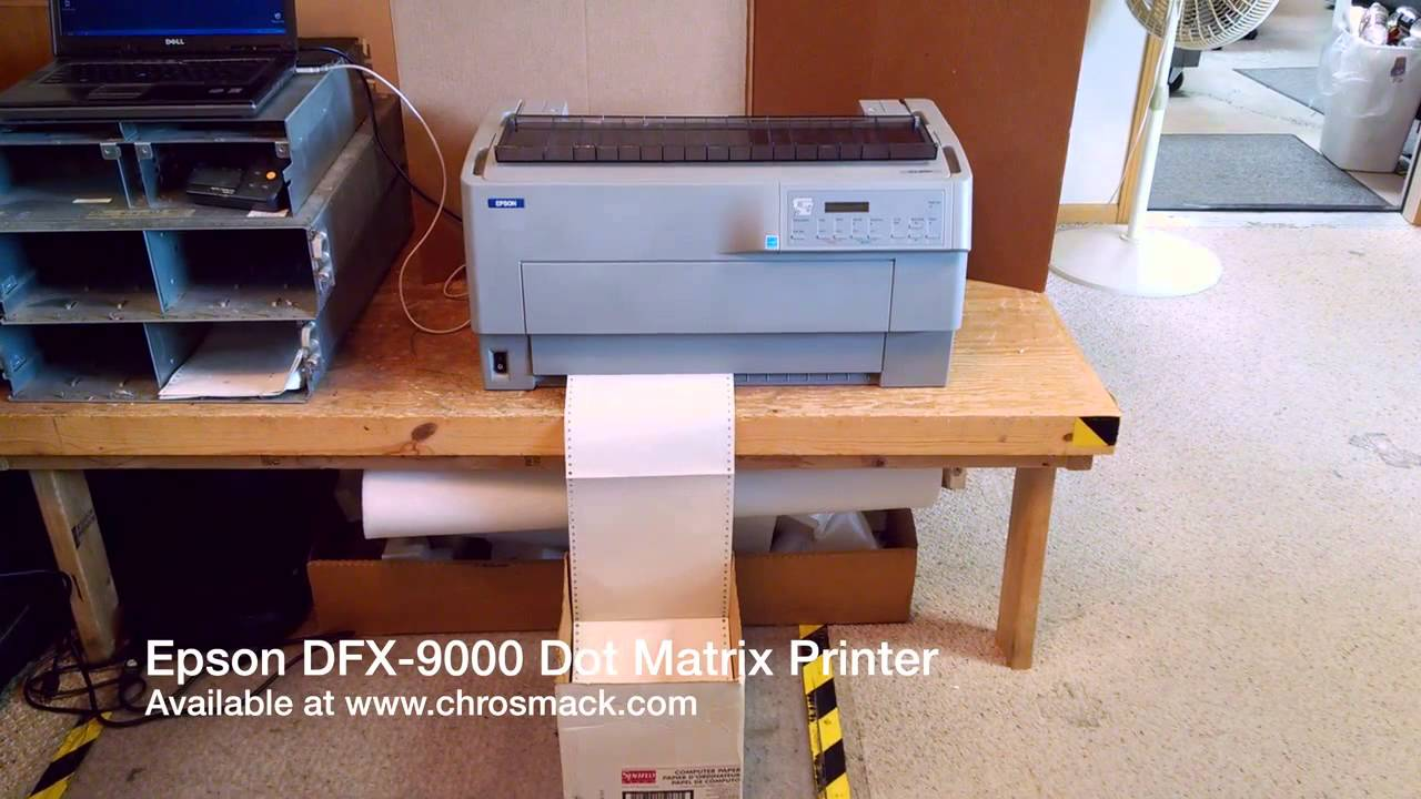 EPSON DFX 9000 DRIVERS FOR MAC DOWNLOAD