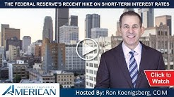 Federal Reserve Interest Rate Hike's Impact On Commercial Real Estate
