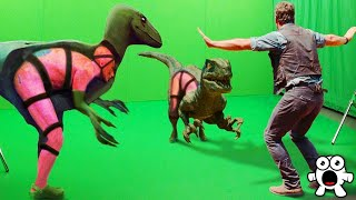 VFX REMOVED! Complex Hollywood CGI & VFX Secrets Revealed