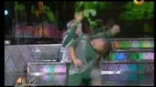 Candela y Pedro Hip Hop - Bailando Kids 2009