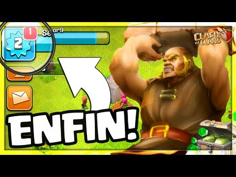 MON PREMIER VILLAGE !!! // Clash of Clans