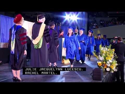 Portland Community College - Graduation Ceremony 2013