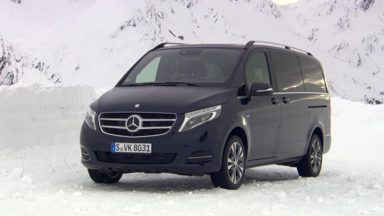2015 mercedes benz v 250 bluetec 4matic cavansite blue. Black Bedroom Furniture Sets. Home Design Ideas
