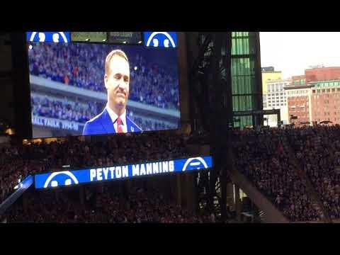 Peyton Mannings Ring of Honor