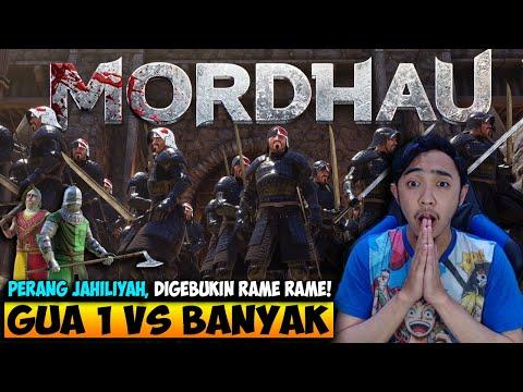 1 VS BANYAK MORDHAU GUA DIGEBUKIN RAME RAME - MORDHAU INDONESIA #6 - 동영상