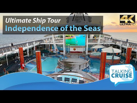 Independence of the Seas - Ultimate Cruise Ship Tour - 2018
