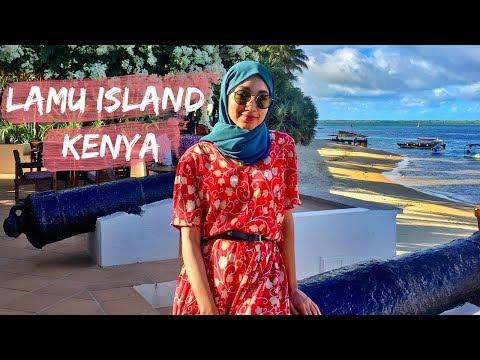 MY HOLIDAY WEEKEND IN LAMU ISLAND