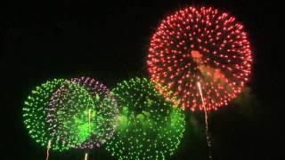 2013柏崎花火 怒濤の尺玉300連発