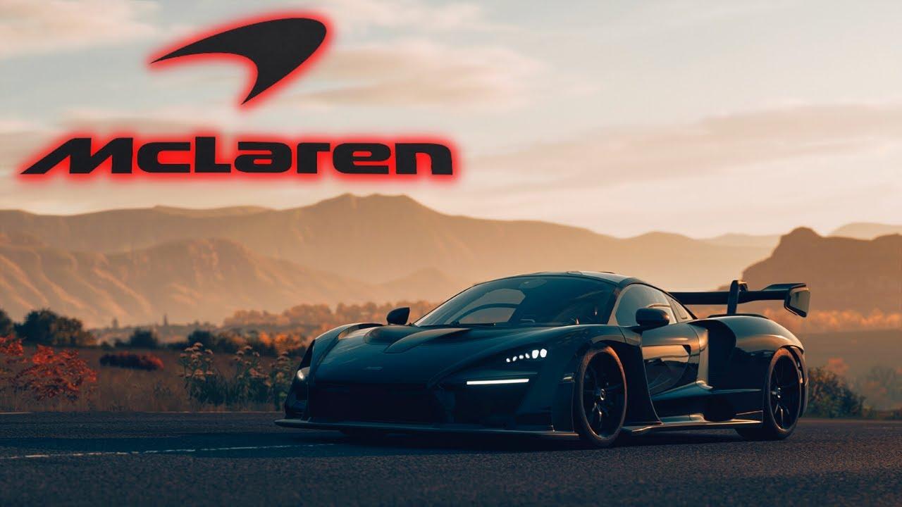 the history of mclaren automotive - youtube