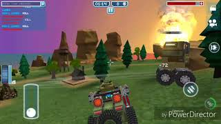 Fun Mobile Games: Blocky Cars Online