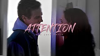 ► hannah&justin; attention