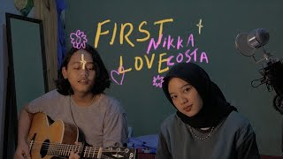 first love - nikka costa (cover)