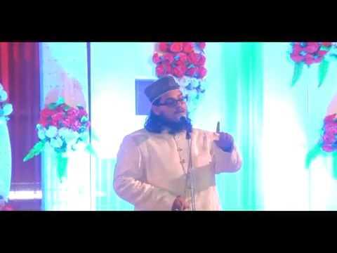 Jasha-e-shahid-e-aazam conference Nizamat by shaik maqdoom jamali Ashrafi Sahab (Rno.27)