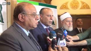 مصر العربية | مساعد وزير الداخلية يعلن عن توفير فرص عمل لاسر شهداء الشرطة