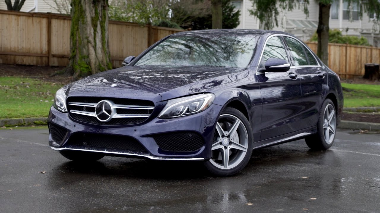 2015 mercedes benz c400 review autonation youtube for 2015 mercedes benz c400