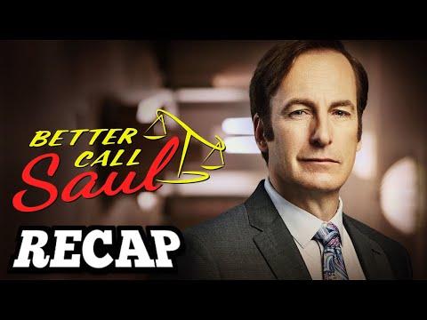 Better Call Saul Seasons 1-4 RECAP