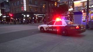 Vancouver Transit Police Responding