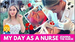 A Day  n My Work Life Vlog  Joanna the Nurse
