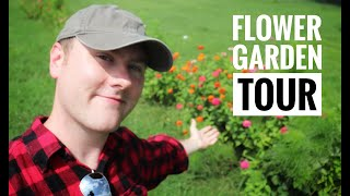 Flower Garden Tour - Elmdale Estate