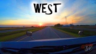 TJV - TRUCKIN WEST - #824