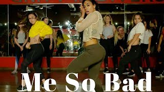 Me So Bad- Tinashe Dance Video Dana Alexa Choreography