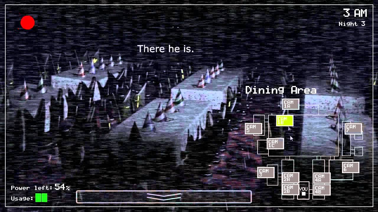 How to Survive Night 1 in Five Nights at Freddys 4