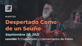 Martes 28 de Septiembre   Leccion de Escuela Sabatica    Pr  Orlando Enamorado