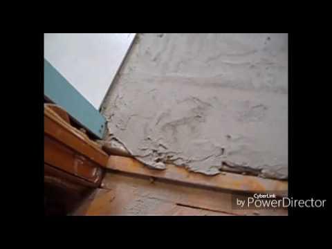 4. Ремонт совмещенного санузла в доме из бруса. Часть четвертая - напольная плитка.