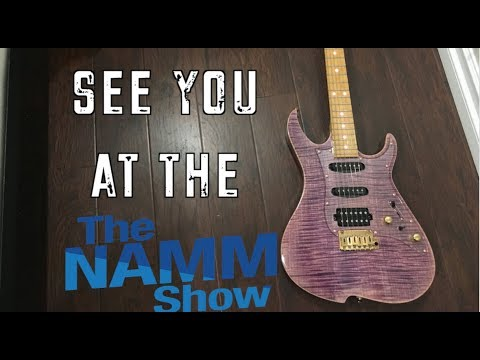 Let's Hang At The NAMM SHOW!