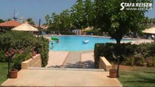 STAFA REISEN Hotelvideo: Anissa Beach, Kreta