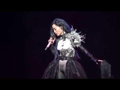 【張靚�巡演-深圳站】Jane Zhang-The Diva Dance(from the Fifth Element)(DV by 小小)  