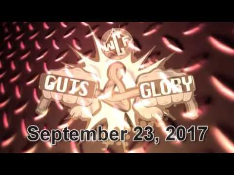 WCF Guts and Glory 2017