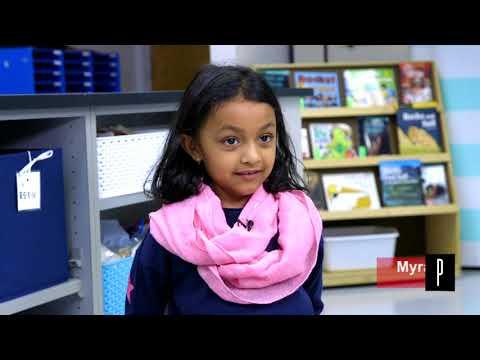 Eden Prairie Schools: #WeInspireEACH: Kindergarten