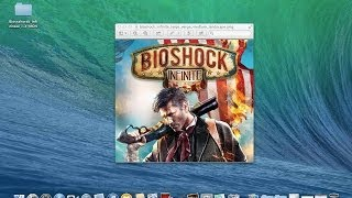 Descargar / Instalar bioshock infinite 2013 Para Mac OSX Mavericks, Mountain Lion, Lion, Snow...