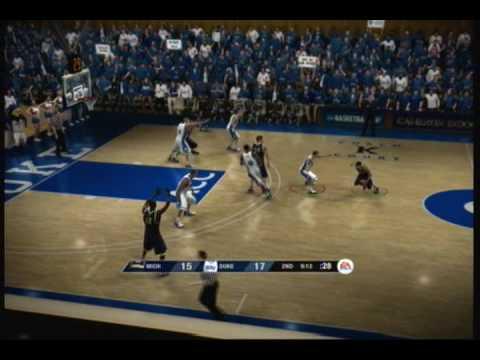 ncaa-basketball-09-(xbox-360)-michigan-vs.-duke