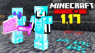 Can We Beat Minecraft Hardcore in 1.17? (New Cave Update)