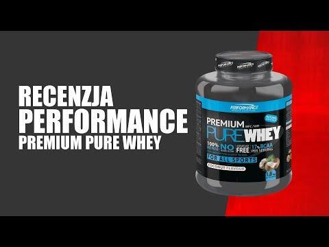 Performance Premium Pure Whey - Recnzja białka z Belgii