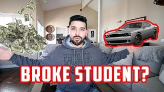 WHAT I DO TO AFFORD MY SRT WHILE IN COLLEGE!