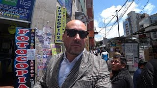 Download Solo In Bolivia's Most Dangerous Hood Mp3 and Videos
