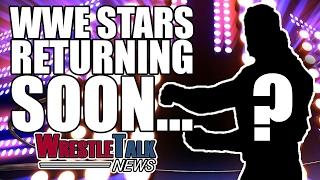 Kurt Angle Wants To Wrestle In WWE! HUGE WWE Stars Returning Soon...   WrestleTalk News 2017