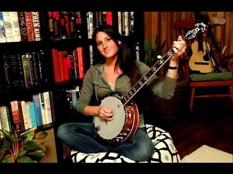 Silent Night Easy Christmas Banjo