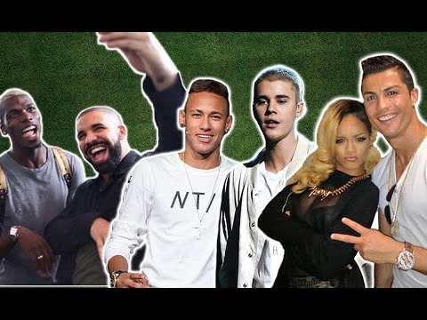 footballers dating musicians