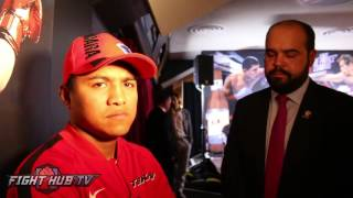 Roman Gonzalez never imagined he would be a 3 division world champion headlining HBO shows