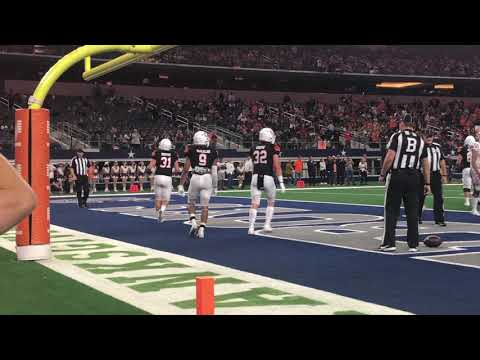 Aledo vs Red Oak Regional Semi Final Video Recap