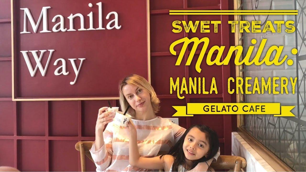 Sweet Treats Manila: Manila Creamery A Gelato Company Alabang Town Center