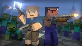 - Blocking Dead Part 3 Minecraft Animation Hypixel