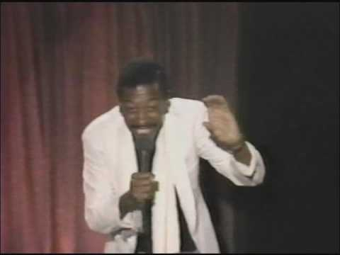 "Stand Up Comedy ""Robert Townsend"" 1980's"