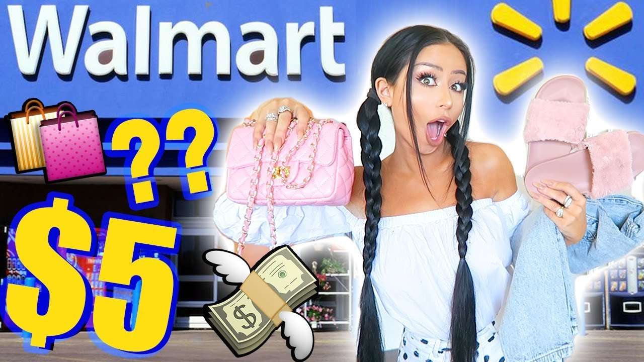 A Very Extra Walmart Shopping Spree Shopping Time