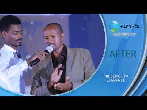 [TESTIMONY] PRESENCE TV CHANNEL